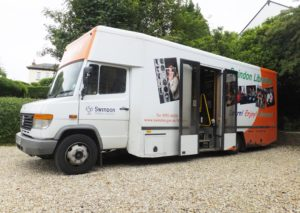 Swindon Mobile Library