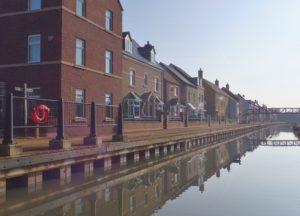 Wichelstowe Canal