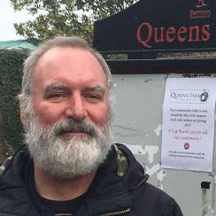 Councillor Paul Dixon